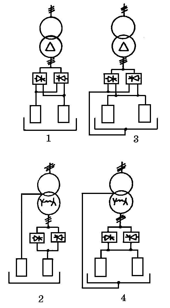 Силовые схемы электропитания