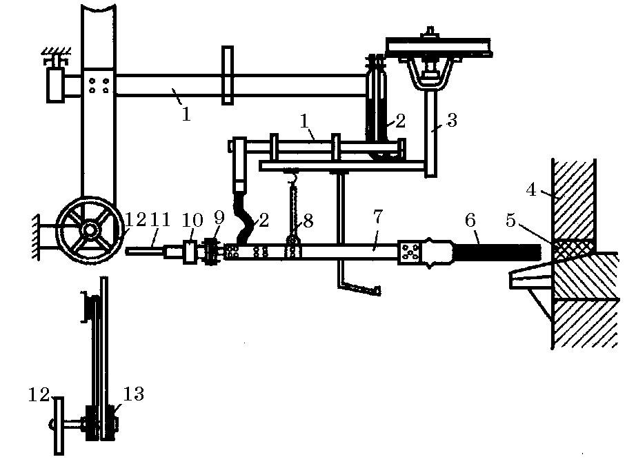 Схема устройства для прожига